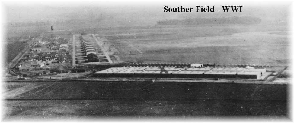 WWI - Souther Field - Americus, GA